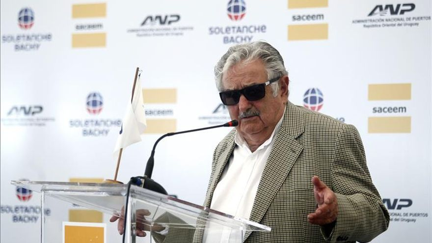 """Violencia machista, """"límite"""" para el refugio de los sirios en Uruguay, dice Mujica"""