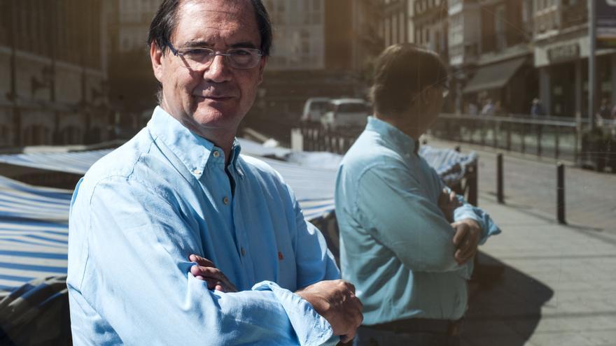 El exdiputado Jesús López Medel reclama reformas profundas en el sistema político español.   JOAQUÍN GÓMEZ SASTRE