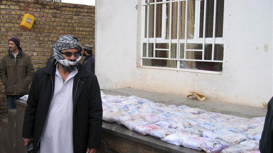 Destruyen en Afganistán siete laboratorios que suministraban heroína a Rusia