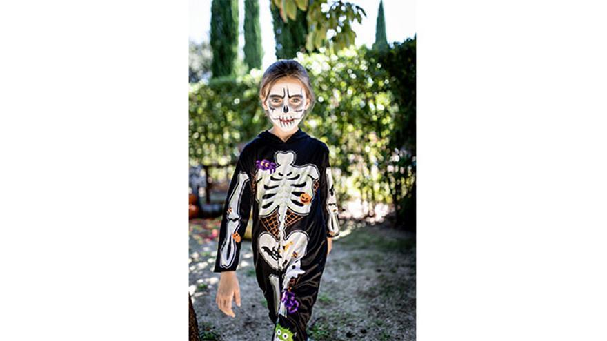Disfraz esqueleto chuli.