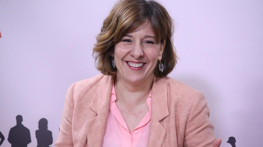 Blanca Fernández, cabeza de lista del PSOE al Congreso por Ciudad Real