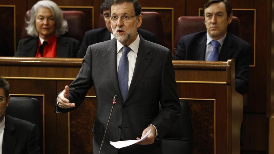 Rajoy expresa sus condolencias por el fallecimiento del presidente de la Diputación de Palencia