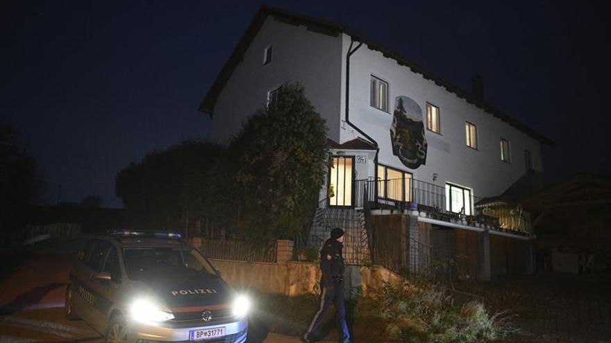 Una mujer mata en Austria a su madre, su hermano y sus tres hijos antes de suicidarse