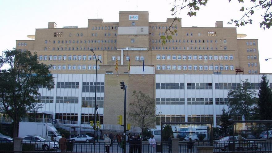 El tercer trabajador falleció anoche en el hospital Miguel Servet de Zaragoza