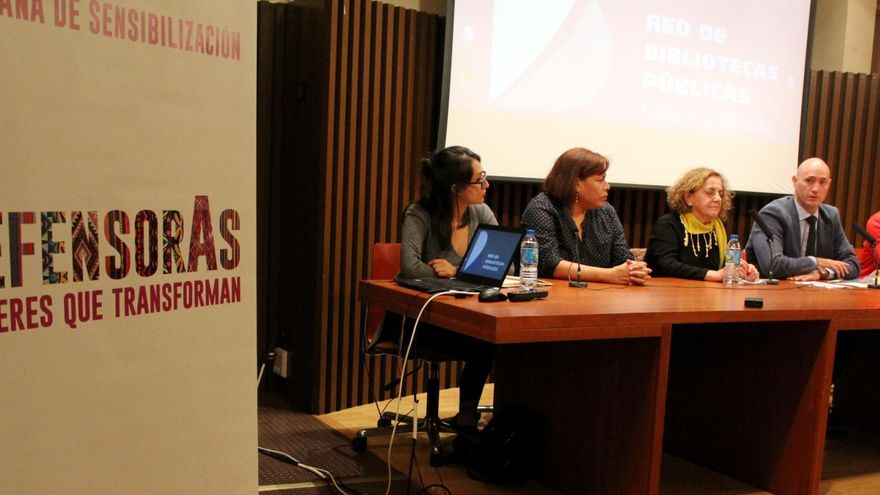 Defensoras de derechos humanos: sin protección en su contribución a la paz