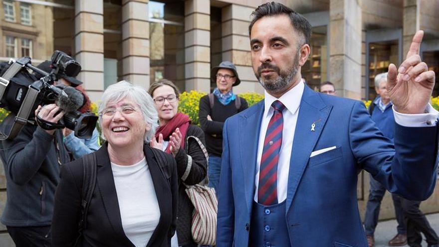 """Abogado de Ponsatí espera """"los próximos pasos"""" de España sobre la euroorden"""