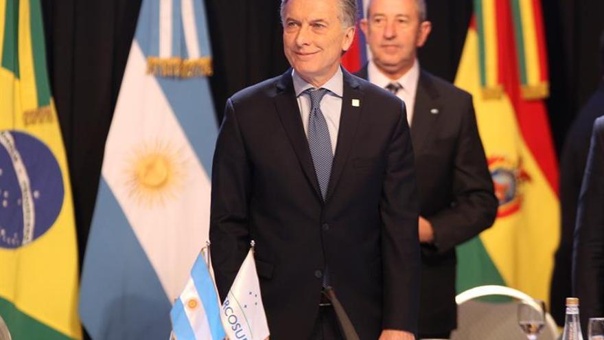 El presidente argentino promulga una ley que limita las salidas anticipadas de presos