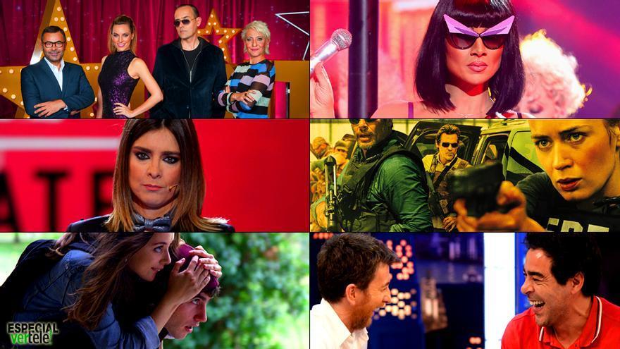 Febrero de infarto entre Telecinco y Antena 3: Sus bazas en la recta final del mes