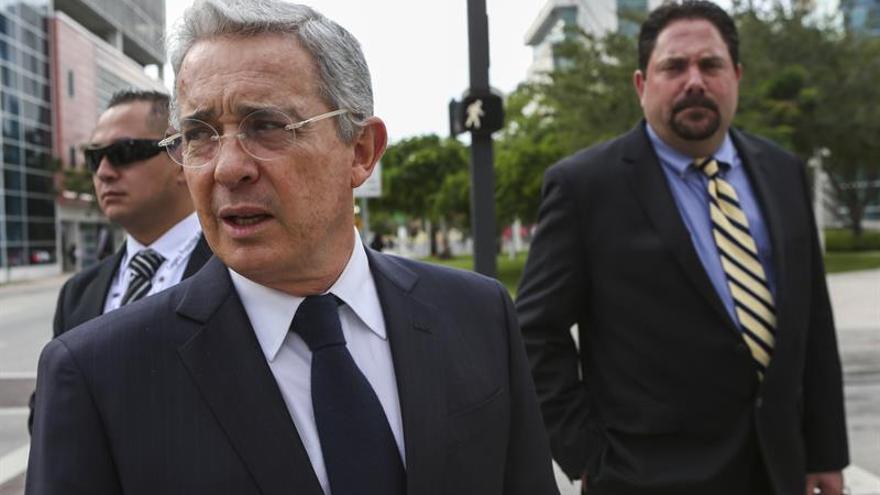 El exministro colombiano Andrés Felipe Arias sale en libertad bajo fianza