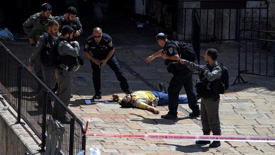 La ola de violencia en Jerusalén y Hebrón deja 3 palestinos muertos y un jordano