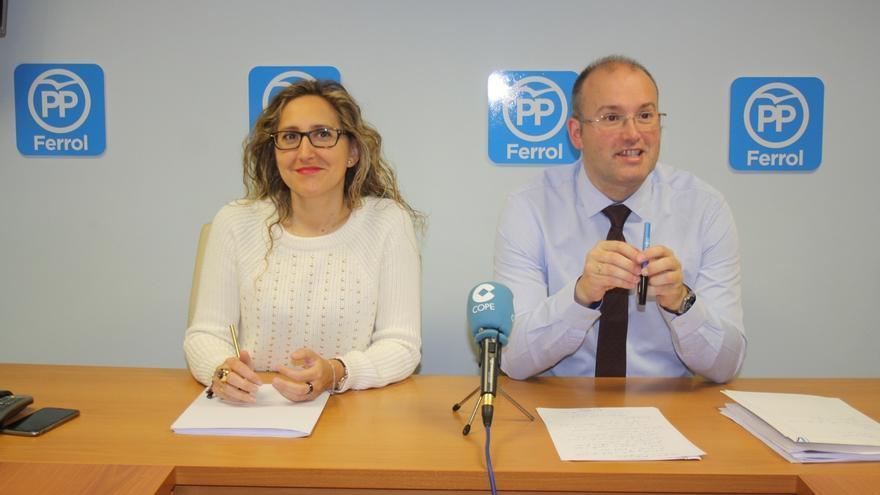 """El PP gallego acusa al alcalde de Santiago de """"fariseísmo político"""" con el caso del concejal de las Mareas investigado"""