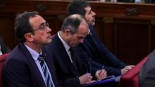 Sànchez, Rull y Turull exigen al Constitucional que se reúna por videoconferencia para decidir si les deja en libertad