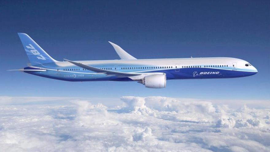 Las entregas récord de aviones impulsan los beneficios de Boeing en 2013