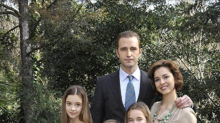 """El lado """"más humano"""" del Rey, en la nueva miniserie de Telecinco"""