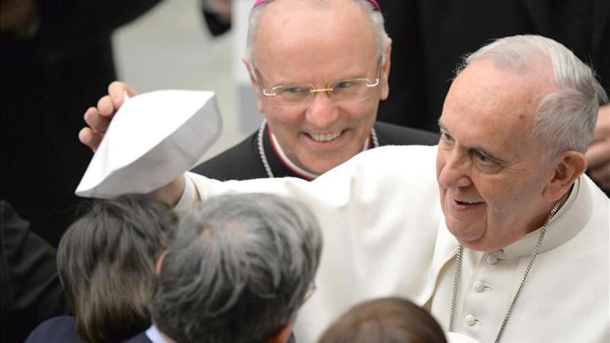 """El Papa llama a la conversión de los mafiosos, que debe ser """"clara y pública"""""""