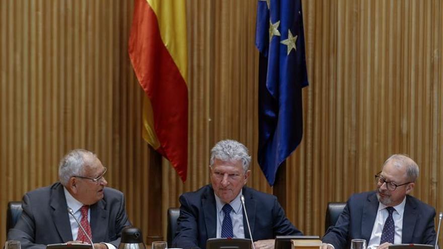 """Ángel Sanchís: """"Creo todo lo que diga el señor Bárcenas"""""""