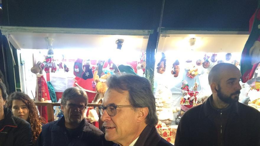 """Mas tiene la """"esperanza"""" de alcanzar un acuerdo con la CUP a principios de enero"""