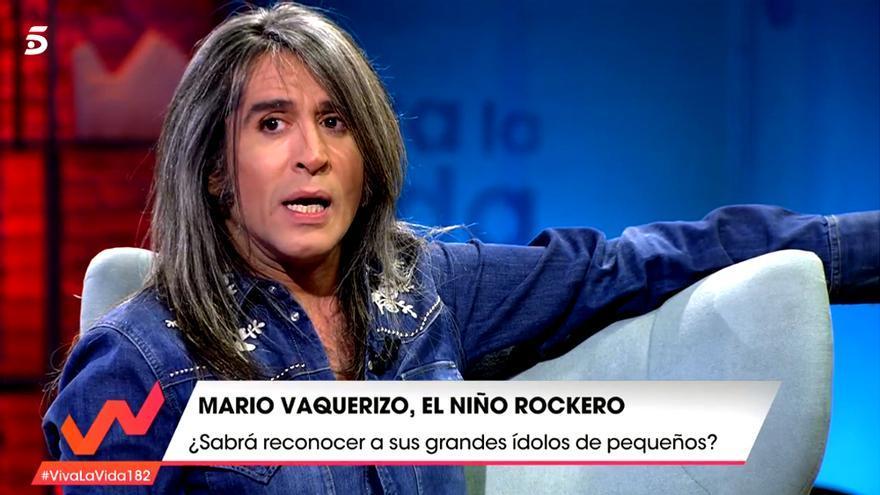 Mario Vaquerizo en 'Viva la vida'