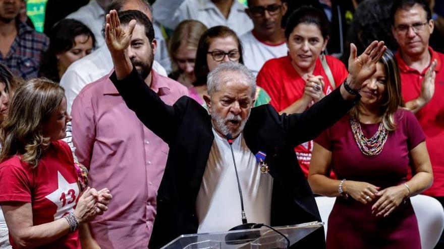 La Fiscalía brasileña rechaza el recurso con el que Lula intenta invalidar su condena