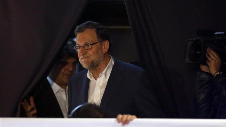 """La CE felicita a Rajoy y confía en que España logre formar """"gobierno estable"""""""