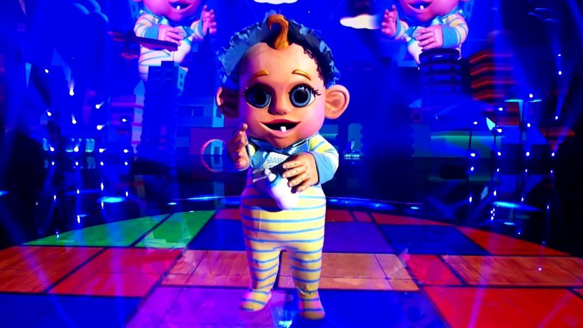 El Bebé de 'The Masked Singer USA'