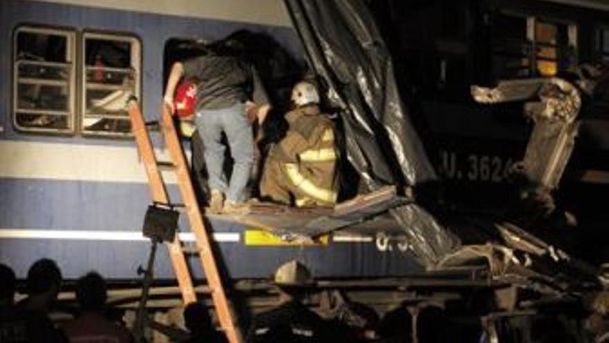 Accidente en Buenos Aires. (EUROPA PRESS)