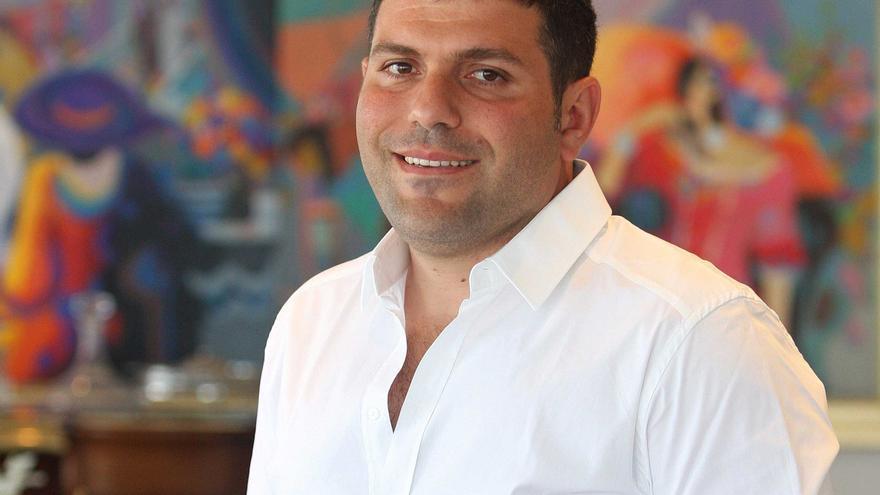 El empresario israelí Terry Sagi.