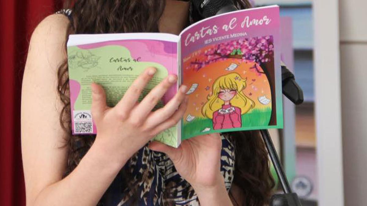'Cartas al amor. Antología literaria'