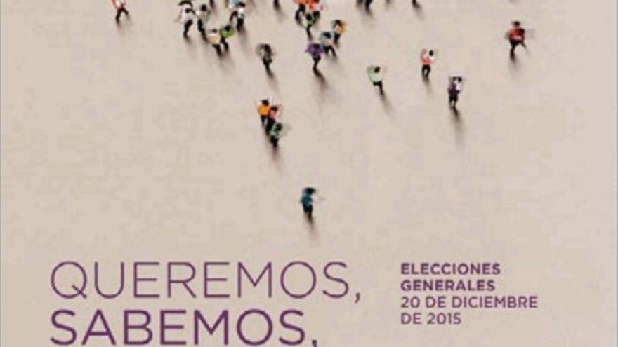 Programa electoral 20D Podemos