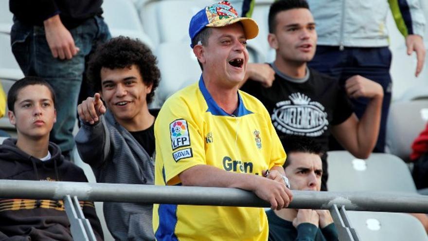 Del UD Las Palmas-Villarreal B #7