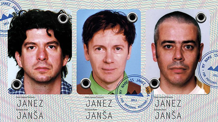 My name is Janez Jansa