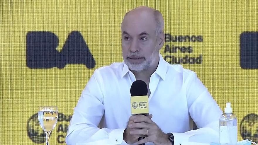 Rodríguez Larreta inaugura por Zoom las sesiones de la Legislatura porteña