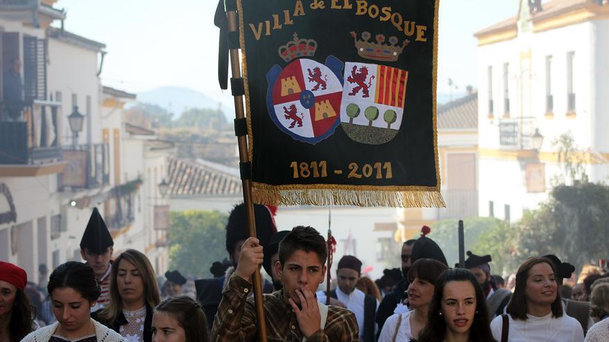 El pueblo bosqueño, primero de Andalucía en resistir al invasor galo. | JUAN MIGUEL BAQUERO
