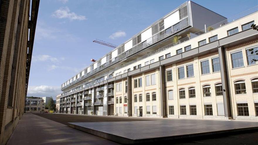 Winterthur muda su piel de ciudad industrial a centro cultural de Suiza