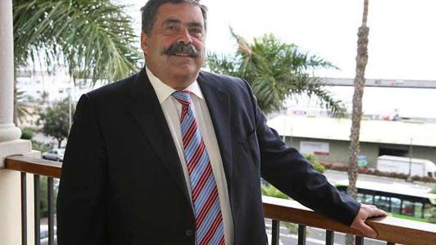 Pedro Rodríguez Zaragoza, en una imagen de archivo