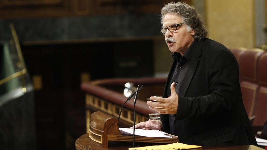 Tardà dice que el Estado detiene a la alcaldesa de Berga para dividir al independentismo