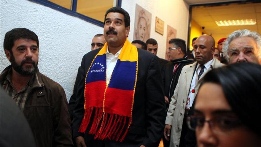 """Maduro llega a Buenos Aires a reforzar la """"unión e independencia de Suramérica"""""""