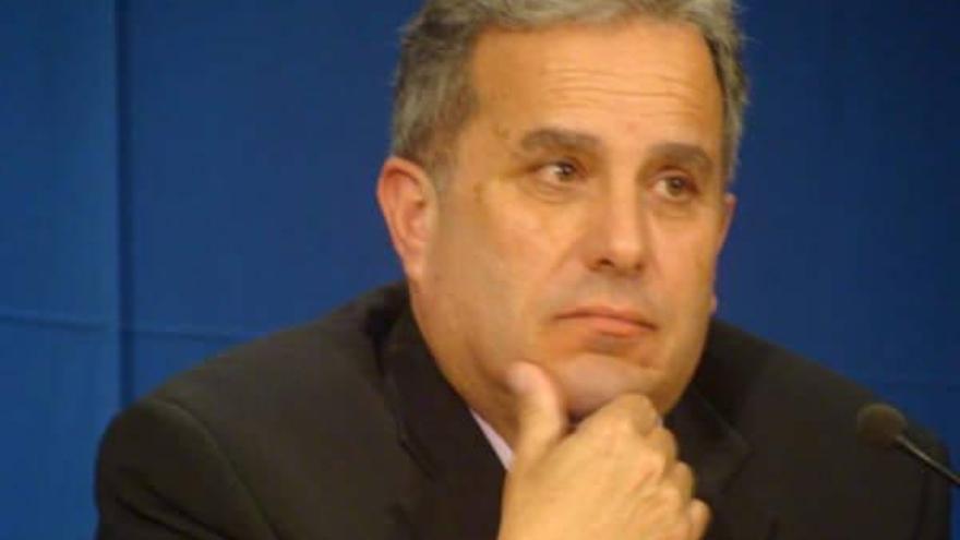Vicente Quintana, candidato de Unidad del Pueblo al Congreso de los Diputados por la provincia de Las Palmas