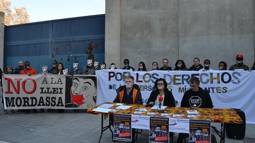 Díversos colectivos convocan una manifestación en Valencia contra la Ley Mordaza