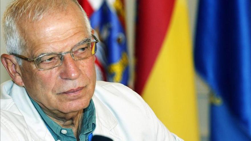 Borrell opina que Europa ya no es el centro del mundo y su influencia es limitada