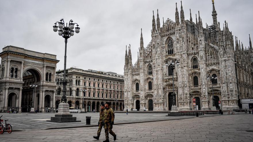 Italia suspende el uso de un lote de AstraZeneca tras superar los 25.000 casos diarios