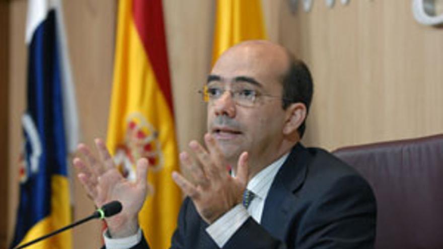 Roberto Moreno, presidente del Patronato de Turismo de Gran Canaria. (CANARIAS AHORA)