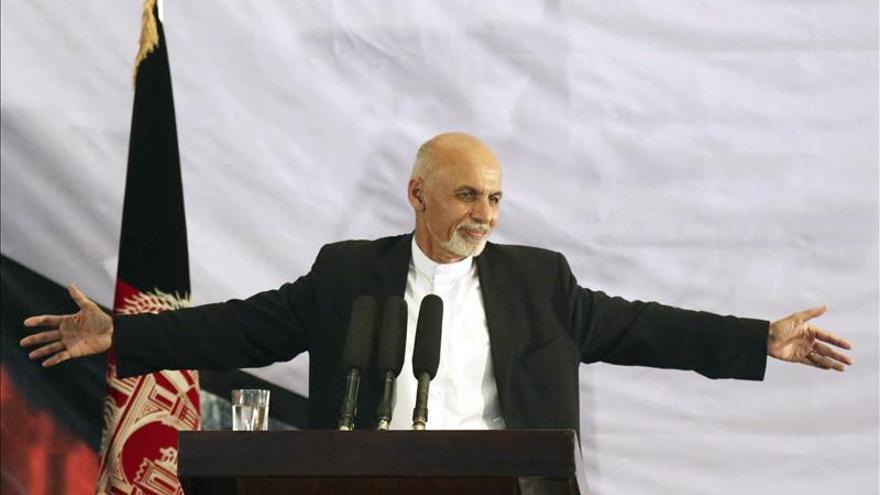 Ashraf Gani toma hoy posesión como nuevo presidente de Afganistán