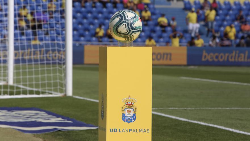 La UD Las Palmas debe jugar este domingo con el Girona.
