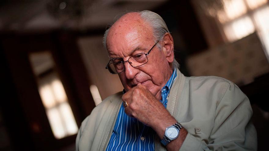 Luis Mardones, político de CC fallecido en la noche de este sábado en Madrid