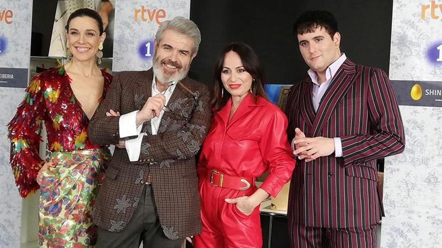 """Helen, primera expulsada de """"Maestros de la Costura"""" de TVE"""