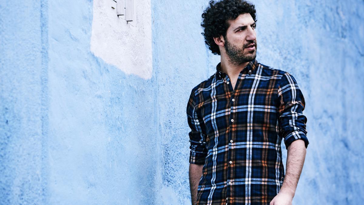 El cantautor Marwan