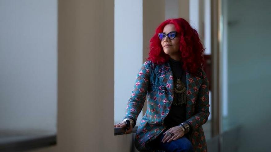 """Mona Eltahawy, activista: """"Si no eres mujer musulmana, cállate y escucha"""""""