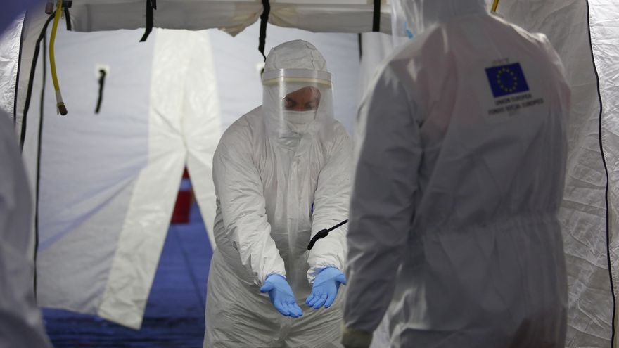 Segundo día sin muertes desde marzo en Andalucía, que suma 11 casos por PCR y supera los 13.000 curados
