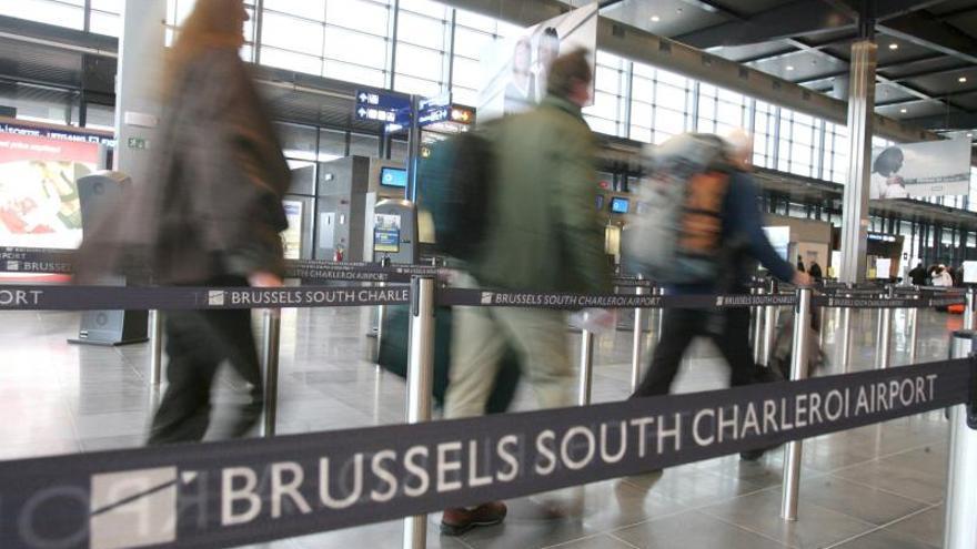 Imagen de archivo del aeropuerto de Bruselas.